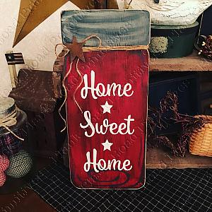 Home Sweet Home - Vertical