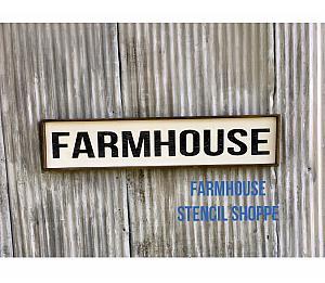 "FARMHOUSE 36"""